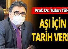 Prof. Dr. Tufan Tükek'ten heyecanlandıran koronavirüs açıklaması