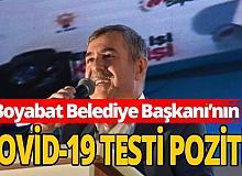 Sinop'un Boyabat Belediye Başkanı koronavirüs oldu