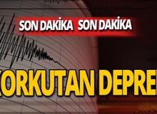 Son dakika! Malatya'da deprem