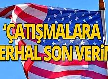 Son Dakika: ABD'den Azerbaycan ve Ermenistan'a çağrı