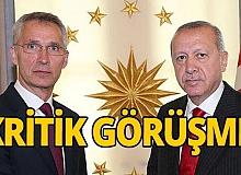 Son dakika! Cumhurbaşkanı Erdoğan'dan kritik görüşme