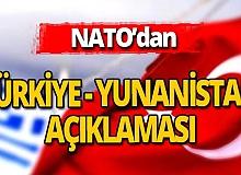 Son dakika! NATO'dan açıklama