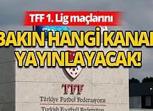Son Dakika   TFF 1. Lig'in yayıncısı belli oldu!
