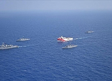 Son dakika! Türkiye'den Ege'de yeni NAVTEX ilanı