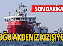 Son dakika... Türkiye'den yeni Navtex!