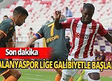 Alanyaspor Sivasspor'u 2-0 mağlup etti