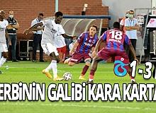Trabzonspor-Beşiktaş maç sonucu: 1-3