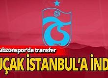 Trabzonspor'da  beklenen transfer geldi