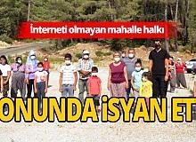 Antalya haber: Turizm cennetinde cep telefonu çekmiyor