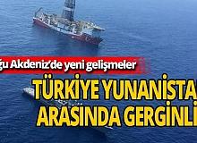 Türkiye-Yunanistan arasında gerginlik