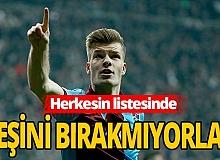 Trabzonspor'da Sörloth pazarlığı