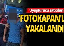 Uyuşturucu satıcıları 'fotokapan'la yakalandı