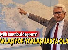 Yaklaşıyor yaklaşmakta olan: Büyük İstanbul depremi