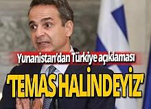 Yunanistan'dan çok önemli Türkiye açıklaması!
