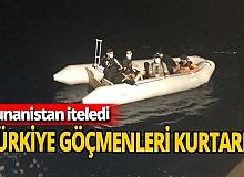 Yunanistan itti Türkiye kurtardı