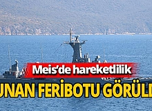 Yunanistan, Meis'de rahat durmuyor