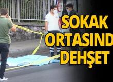 Zeytinburnu'nda iş arkadaşı dehşeti!