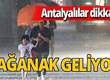 18 Ekim 2020 Antalya'da hava durumu