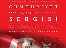 Akdeniz'den online 'Cumhuriyet' sergisi