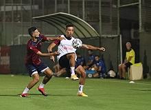 Alanyaspor, Hatayspor maçı hazırlıklarını sürdürüyor