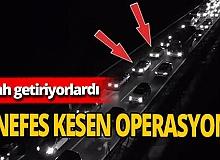 Ankara'ya silah satmaya gelen 6 şüpheli yakalandı