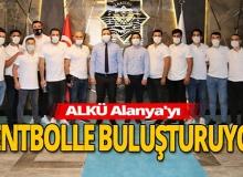Antalya haber: Alanya yeniden hentbolle buluşuyor