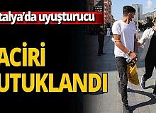 Antalya'da uyuşturucu operasyonu! Bir kişi tutuklandı