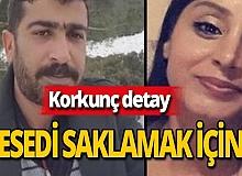 Antalya haber:  10 bin TL'ye ceset gömen kardeşler yakalandı
