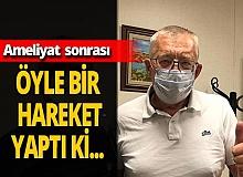 Antalya haber: Antalya'da sağlığına kavuşan Rus hastadan zafer sevinci