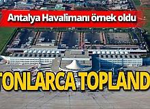 Antalya haber: Antalya Havalimanı'na 'Sıfır Atık Belgesi'