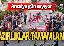 Antalya haber: Hint düğünleri başlıyor