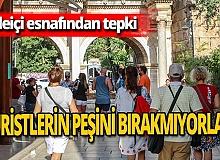 Antalya haber: Kaleiçi esnafı onlardan bıktı!