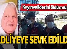 Antalya haber: Katil damat adliyeye sevk edildi