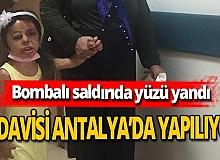 Antalya haber: Küçük Hane'nin tedavisini Ömer Özkan yapıyor