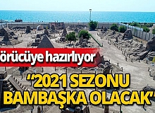 Antalya haber: Kumdan heykeller sürprizler ile geliyor