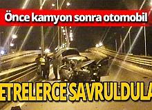Antalya haber: Manavgat'ta ölümden döndüler