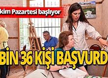 Antalya haber... Muratpaşa'nın MEST'ine 2 bin 36 kişi başvurdu
