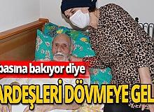Antalya haber: Oğulları kirasını alıyor ama ona bakmıyor