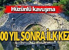 Antalya haber: Patara Antik Kenti'nde büyük coşku