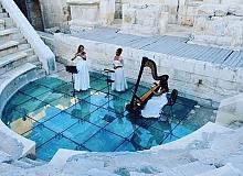 Antalya haber: Patara Antik Kenti'nde 'Trio Patara' konseri