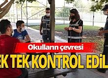 Antalya haber: Polisten sıkı denetim