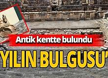 """Antalya haber: Prof. Dr. Çevik: """"Toprak heykelcikler 'Yılın bulgusu' diyebiliriz"""""""
