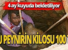 Antalya haber: Söğle peynirinin kilosu dudak uçuklatıyor