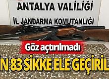 Antalya haber: Tarihi eser kaçakçıları kıskıvrak yakalandı