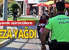 Antalya haber: Uyanık sürücüleri polis affetmedi!