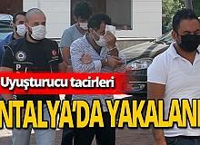 Antalya haber: Uyuşturucu operasyonu!