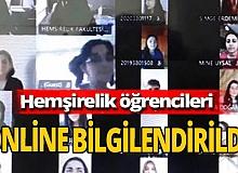 Antalya haber: Uzaktan eğitim bilgilendirilmesi yapıldı