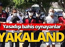 Antalya haber: Yasadışı bahis operasyonu yapıldı