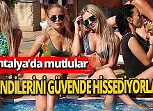 Antalya haber: Antalya'daki Almanlar minnettar oldu