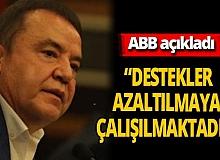 Antalya son dakika... Antalya Büyükşehir Belediyesi'nden Muhittin Böcek açıklaması